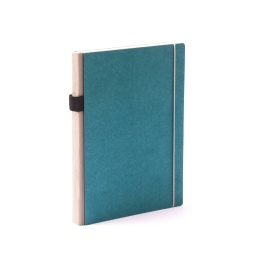 Diary NEW GENERATION turquoise | 12 x 16,5 cm,  1 day/page