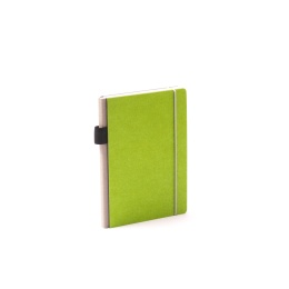 Diary NEW GENERATION green | 12 x 16,5 cm,  1 week/double page