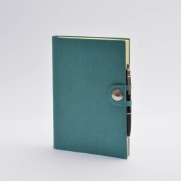 Diary NOX turquoise | A 5,  1 day/page