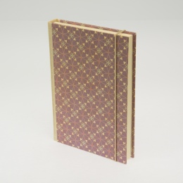 Diary SUZETTE Trocadero | 12 x 16,5 cm,  1 week/double page