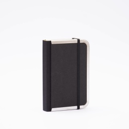 Daily Planner 2022 BASIC black   9 x 13 cm,  1 day/page