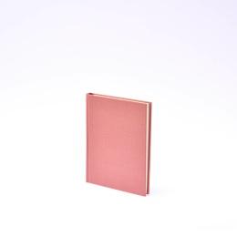 Week Planner 2022 LEINEN dusky pink | 12 x 16,5 cm,  1 week/double page