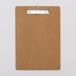 Clipboard ILLUSTRATOR brown