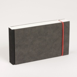 Notepad JOURNALIST elastic red