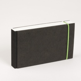 Notepad JOURNALIST elastic green