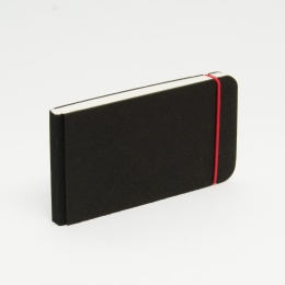 Notepad SCRIBBLE elastic red