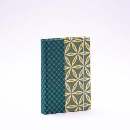Notebook ALMA Cornwall   12 x 16,5 cm, 144 sheet blank