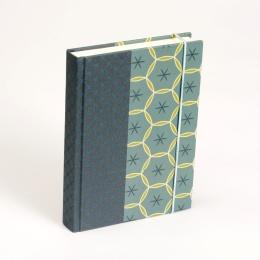 Notebook ALMA Cumberland | 12 x 16,5 cm, 144 sheet blank