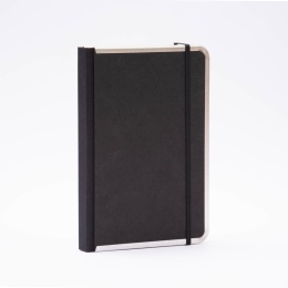 Notebook BASIC black | A 5, 144 sheet blank