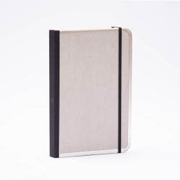 Notebook BASIC light grey | A 5, 144 sheet blank