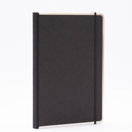 Notebook BASIC black | A 4, 96 sheet blank