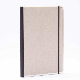 Notebook BASIC light grey | A 4, 96 sheet lined