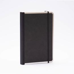 Notebook BASIC black | A 5, 144 sheet dot grid