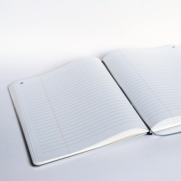Notebook BASIC KONTOR 24 x 28 cm, 96 sheet lined