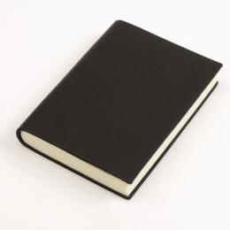Notebook CLASSIC black | 9 x 13 cm, 120 sheet blank