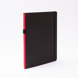 Notebook CONTEMPORARY dark red | A 4, 96 sheet lined