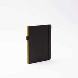 Notebook CONTEMPORARY khaki | A 5, 96 sheet dot grid