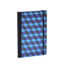 Notebook EMILIO Buenos Aires | A 5, 96 sheet dot matrix