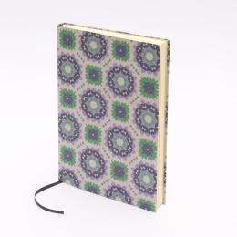 Notebook HENRIETTE Zinnowitz | 12 x 16,5 cm, 96 sheet dot grid