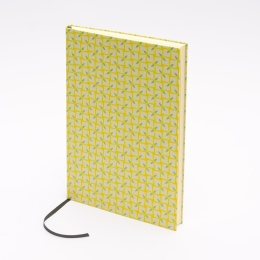 Notebook HENRIETTE Putbus | A 5, 96 sheet blank