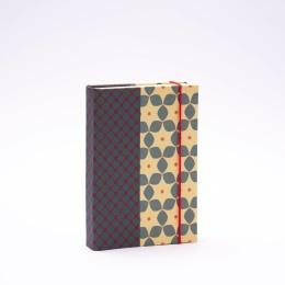 Notebook JACKIE La Rochelle | 12 x 16,5 cm, 144 sheet blank