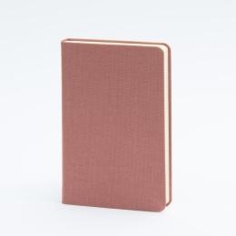 Notebook LEINEN dusky pink | 9 x 14 cm, 96 sheet blank