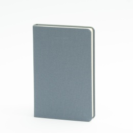 Notebook LEINEN night blue | 9 x 14 cm, 96 sheet dot matrix