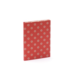 Notebook MARLIES Öresund | 12 x 16,5 cm, 96 sheet blank