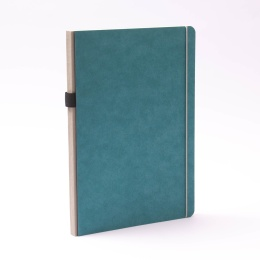 Notebook NEW GENERATION turquoise | A 4, 96 sheet lined