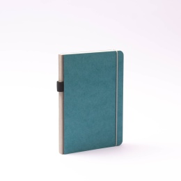 Notebook NEW GENERATION turquoise | A 5, 96 sheet blank