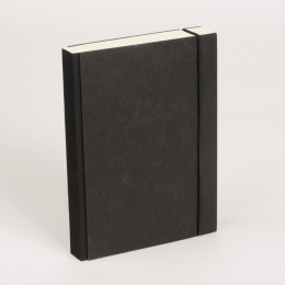 Notebook PURIST black | A 4, 96 sheet blank