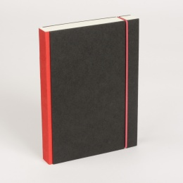 Notebook PURIST red | A 4, 96 sheet lined