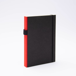 Notebook PURIST red | A 5, 144 sheet lined