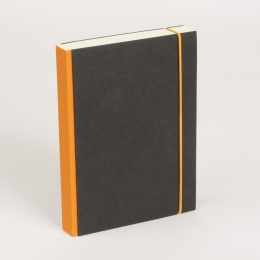 Notebook PURIST orange | A 5, 144 sheet lined