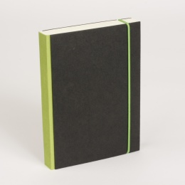 Notebook PURIST green | A 5, 144 sheet blank