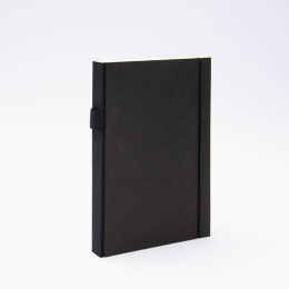 Notebook PURIST black | A5, 144 sheet dot grid