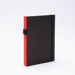 Notebook PURIST red | A5, 144 sheet dot grid