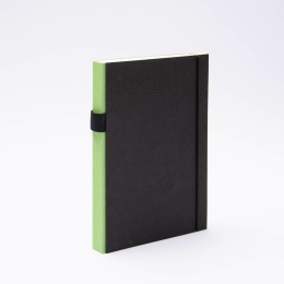Notebook PURIST green | A5, 144 sheet dot grid