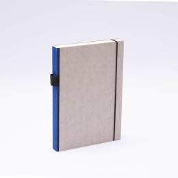 Notebook PURIST GREY blue | A5, 144 sheet dotted
