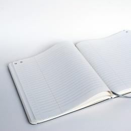 Notebook PURIST KONTOR 24 x 28 cm, 96 sheet lined
