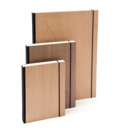 Notizbuch PURIST WOOD