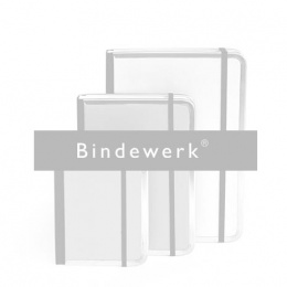 Notizbuch RETRO blau | DIN A 4, 96 Blatt liniert