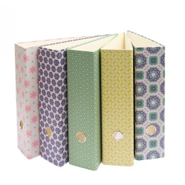 Ring Binder HENRIETTE (wide)