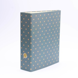 Ring Binder JACKIE (wide) Biarritz