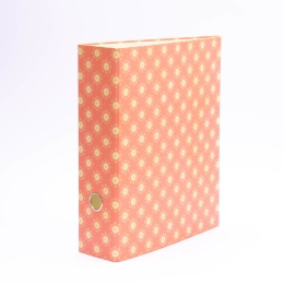 Ring Binder SUZETTE (wide) Pigalle