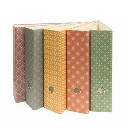 Ring Binder SUZETTE (wide)