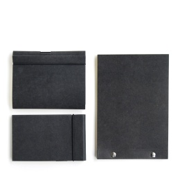 Pocket-Album TRAVELER black