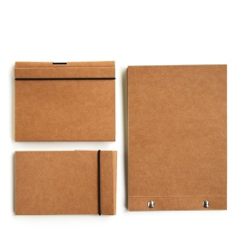 Pocket-Album TRAVELER light brown