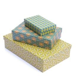 Boxes ALMA