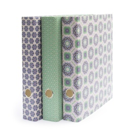 Ring Binder HENRIETTE (slim)